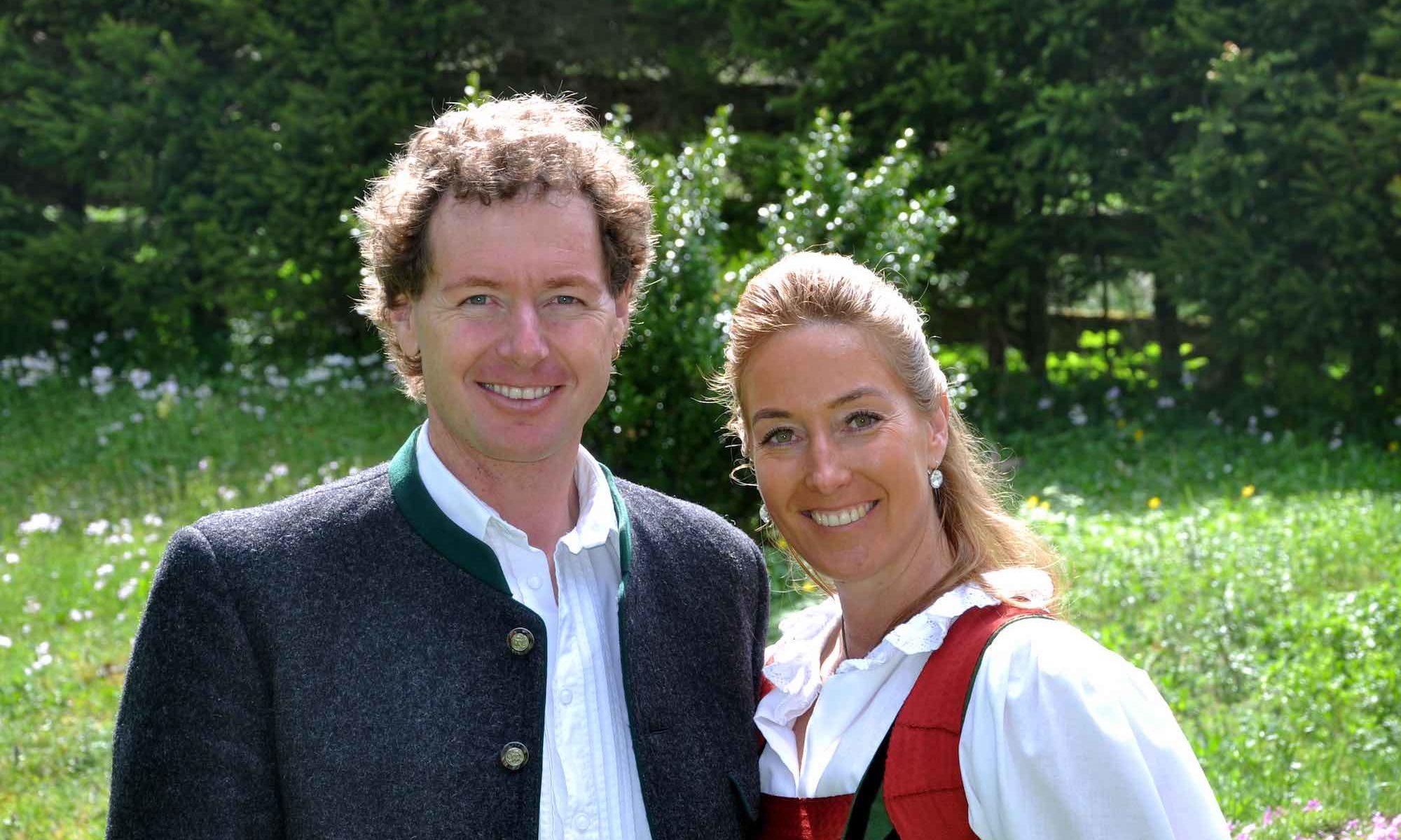 Elisabeth und Volker Holzner